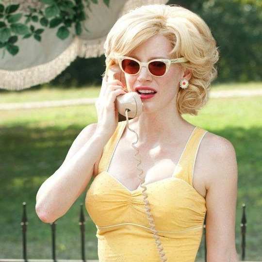 Critics' Choice Movie Awards | Slice of Life Jessica Chastain Movies